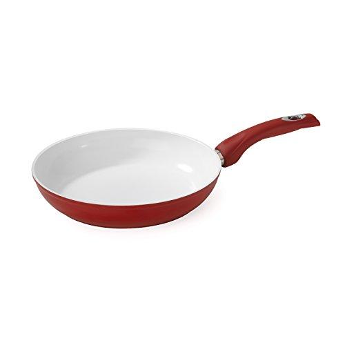 (Bialetti Aeternum Red 7192 Fry Pan, 10.25-inch)