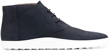 Tod's Luxury Fashion Herren XXM52B0AW506RNU810 Blau Desert Boots |