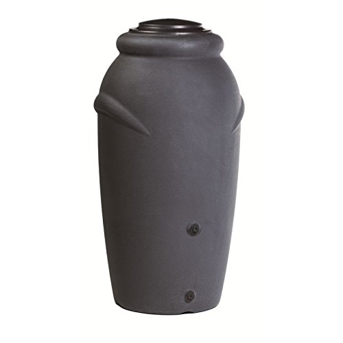 /Gris 4/Piezas Prosper Plast ican210-s433/59.6/X 56/X 118.3/cm Aqua de 210/litros Puede Dep/ósito de Agua de Lluvia/