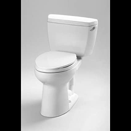 Amazing Toto Cst744Slr01 Drake Elongated Toilet 1 6 Gpf With Right Ocoug Best Dining Table And Chair Ideas Images Ocougorg