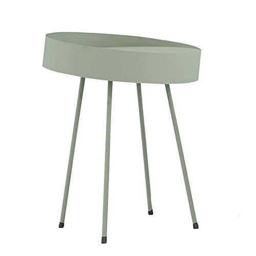 Amazon.com: GLJ Mesa auxiliar de noche, mesa de café de ...