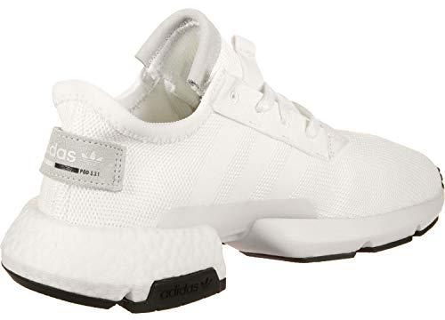 para Pod 1 Hombre s3 Adidas Zapatillas de Blanco Gimnasia SqBwPY