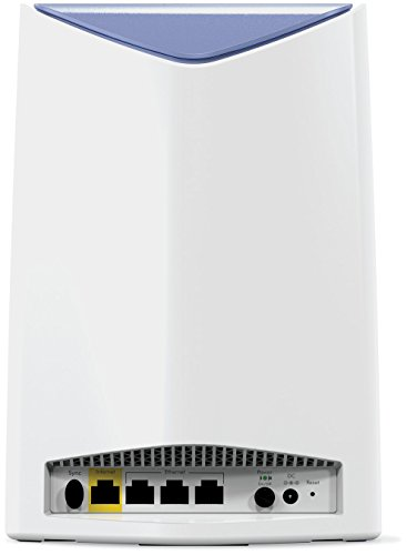 Orbi Pro by NETGEAR - AC3000 Tri-band WiFi System for Business 2-Pack | Covers up to 5,000 sqft | Replaces Access Points | No complicated wiring | Business Traffic & Network Separation (SRK60) by NETGEAR (Image #1)