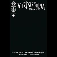Critical Role: Vox Machina Origins III #4