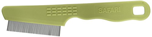 Safari Pet Products Double Row Flea Comb