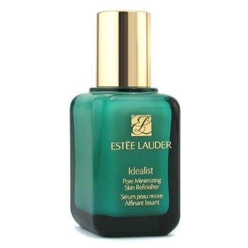 Estee Lauder Idealist Pore Minimizing Skin Refinisher 1.7 oz EOS Lip Balm Sphere, Lemon Drop 0.25 oz (Pack of 2)
