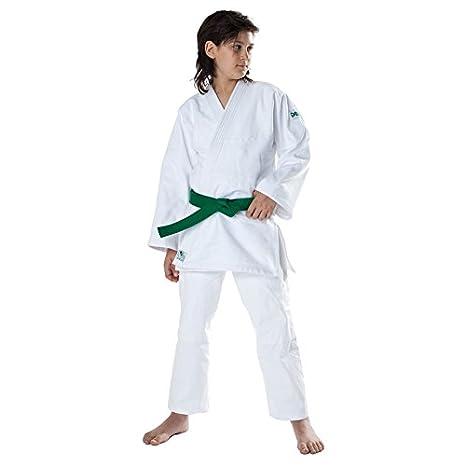 DAX Judogi Judo traje Niños & adolescentes, color blanco, tamaño ...