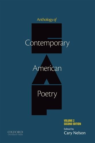 Anthology of Contemporary American Poetry: Volume 2 by Oxford University Press