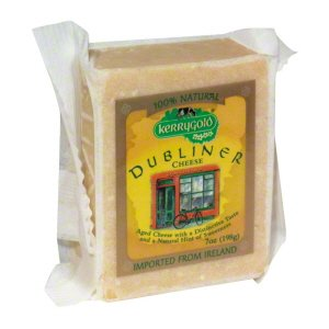 Kerrygold Dubliner Cheese 7.0 oz (pack of 24) by kerrygold
