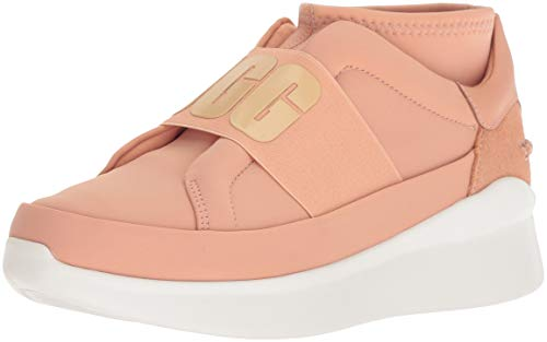 UGG Women's W Neutra Sneaker, Suntan, 8 M US, used for sale  Delivered anywhere in USA