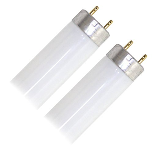 Sylvania 22362 - FO32/GRO/AQ/ECO/2PK CP Straight T8 Fluorescent Tube Light Bulb