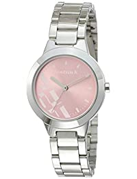 Fastrack Analog Pink Dial Women's Watch - 6150SM04
