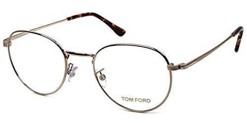 TOM FORD Eyeglasses FT5328 028 Shiny Rose Gold - Gold Ford Rose Tom