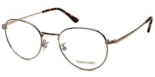 TOM FORD Eyeglasses FT5328 028 Shiny Rose Gold - Gold Tom Rose Ford