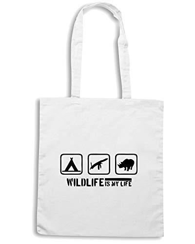 WILDLIFE Bianca Shirt SP0151 Borsa Shopper Speed 6FXUqfwxw