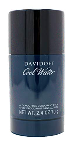 (Davidoff Cool Water Deodorant Stick for Men, 2.4-Ounce)