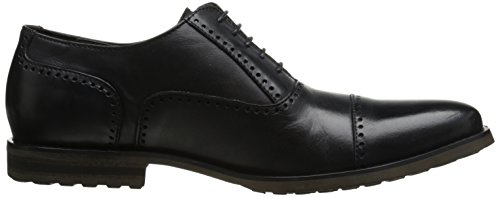 Kenneth Cole Reaktion Mens Flera Lager Oxford Svart