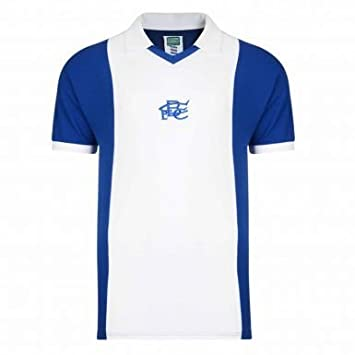 2657beea660 Birmingham City Crest 1970's Classic Retro Shirt: Amazon.co.uk ...