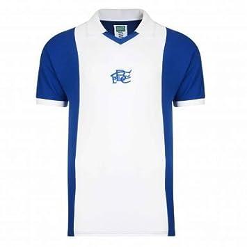 2657beea660 Birmingham City Crest 1970's Classic Retro Shirt: Amazon.co.uk ...