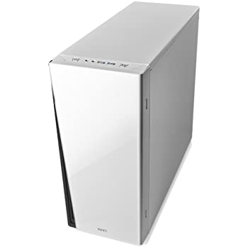 NZXT H230 Silent Chassis, White CA-H230I-W1