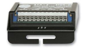 Slide Rail Kit Snap - RadioDesignLabs RDL ST-RRB1 Rear Rack Rail Mounting Kit for any Stick-On Module-by-RadioDesignLabs