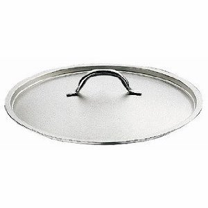 "Paderno World Cuisine ""Grand Gourmet"" Stainless-steel 9-1/2-Inch Lid"