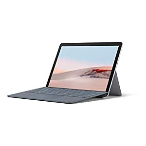 NEW Microsoft Surface Go 2 – 10.5″ Touch-Screen – Intel Pentium – 8GB Memory – 128GB SSD – Wifi – Platinum (Latest Model)