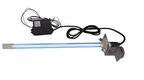 Pureuv Uv Light AIR Purifier for Ac Hvac Coil 24v 14 Germici