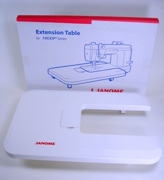 janome 1600 extension table - 2