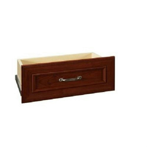 ClosetMaid Impressions Drawer Kit for 25 in. Dark Cherry Wid