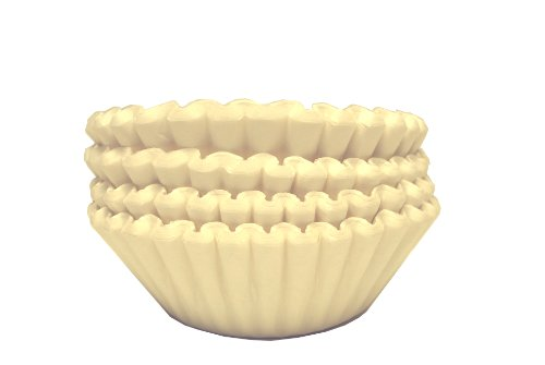 Grindmaster-Cecilware 923 Coffee Filter Paper, Fits 9 to 10-Gallon Coffee Urns, White Paper by Lee Global Imports and Consulting, Inc.