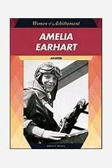 Amelia Earhart: Aviator (Women of Achievement (Hardcover)) Hardcover