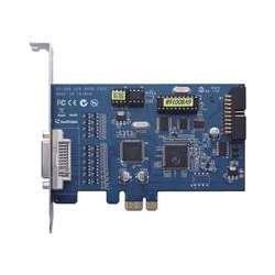 GeoVision GV800-16 | 16 Channel 120FPS CIF (60FPS D1) PC PCI Express DVR Video Capture Card (Geovision Dvr 16 Channel)