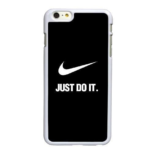 B6K72 Nike Just Do It T8T7CX coque iPhone 6 4.7 pouces Cas de couverture de téléphone portable coque blanche IF1VIG5JY