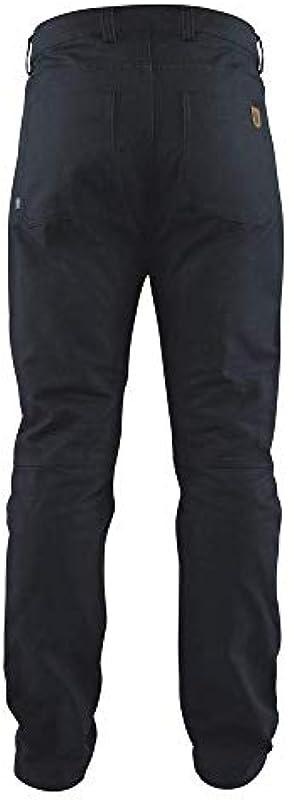 Fjallraven Greenland Canvas dżinsy męskie M Sport Trousers: Sport & Freizeit
