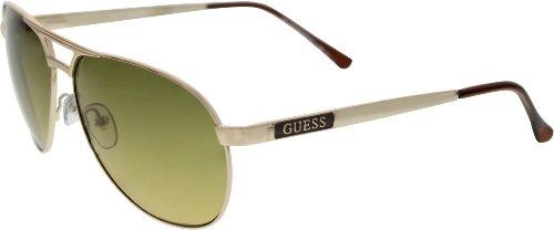 Guess GU6712 Aviator Mens Sunglasses
