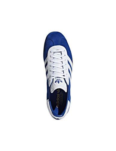 Ftwr Gymnastique Gazelle Chaussures collegiate De Adidas White Royal White Pour Homme H8qwnAxdFt