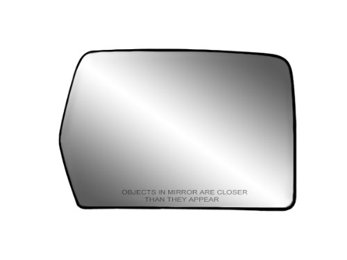 - Fit System 80194 Passenger Side Non-heated Replacement Mirror Glass with Backing Plate