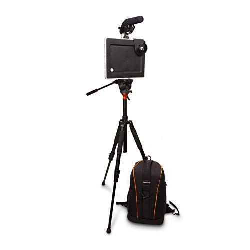 The Padcaster Mobile Starter Kit for iPad with Accessories (Mini 2 Starter Ipad Kit)