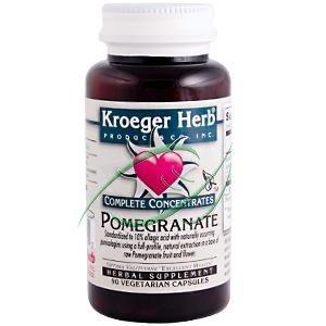 Grenade - Utile à la ménopause et l'ostéoporose 90 Vcaps. (Il Kroeger ...