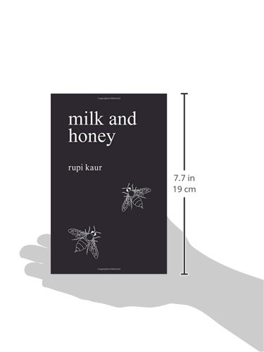 Poetry Book Cover Name : Milk and honey buy online in uae paperback products