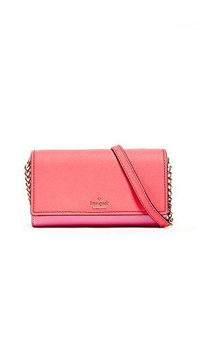 Kate Spade New York Women's Cameron Street Corin Cross Body Bag, Bright Flamingo Multi, One Size by Kate Spade New York
