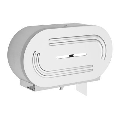 AJW U834 Dual 9 Jrt Toilet Tissue Dispenser - Non-Controlled from ajw