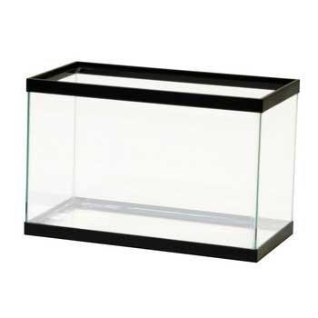 All Glass Aquarium AAG10005 Tank, 5.5-Gallon