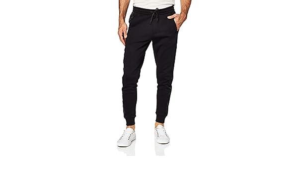 Calvin Klein Instit Tape Mix Media Pant Pantalones de chándal para ...