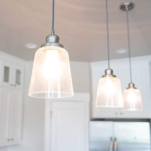 40 Watt A19 Medium Base 130 Volt Rough Service 3000 Hour Incandescent - Standard Household E26 Bulb (Clear, 24 Pack)