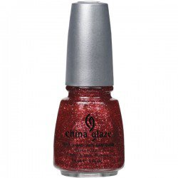 China Glaze Mrs. Claus 25166 Nail Polish ()
