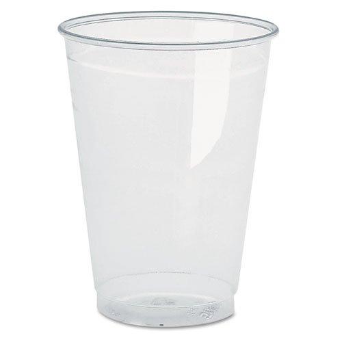 Boardwalk Clear Plastic PETE Cups, 16 oz - Includes ten bags of 70 cups each.
