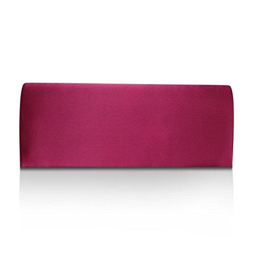 GloopGloop - Cartera de mano para mujer multicolor multicolor 22010 Pink