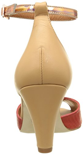 Emma Go 16041 - Sandalias de vestir Mujer Rojo